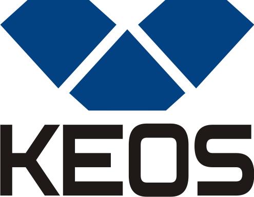 логотип компвнии кеос